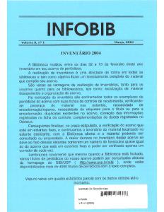 v.9, n.1, março, 2004